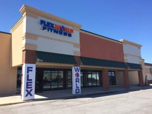New Location for Flex World Fitness Gym